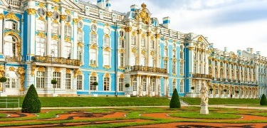 "Half-Day Tour ""Catherine Palace"""