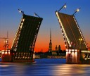 St. Petersburg is the leader of the popularity rating among Russians.