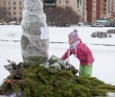 Christmas trees of St. Petersburg can be given for the benefit of homeless animals.