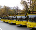 Plastic cards will be accepted for payment on St. Petersburg buses.